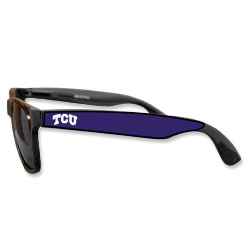 TCU Horned Frogs Retro Sunglasses