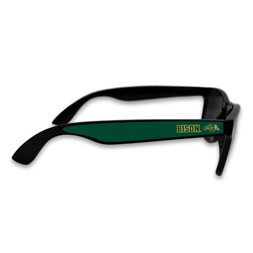 North Dakota State Bison Retro Sunglasses