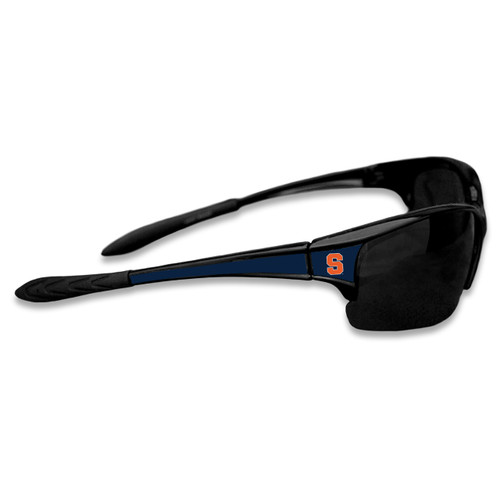 Syracuse Orange Sports Rimless College Sunglasses (Black)