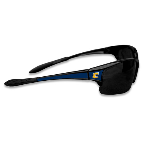Chattanooga (Tennessee) Mocs Sports Rimless College Sunglasses (Black)
