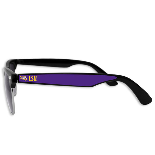 LSU Tigers Vintage Unisex Retro College Sunglasses