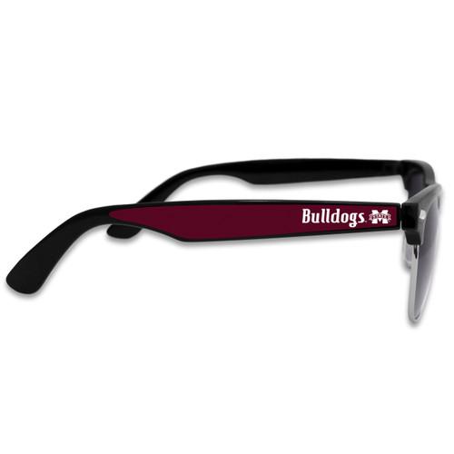 Mississippi State Bulldogs Vintage Unisex Retro College Sunglasses