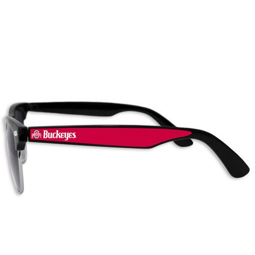 Ohio State Buckeyes Vintage Unisex Retro College Sunglasses