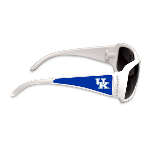 Kentucky Wildcats Fashion Brunch College Sunglasses (White)