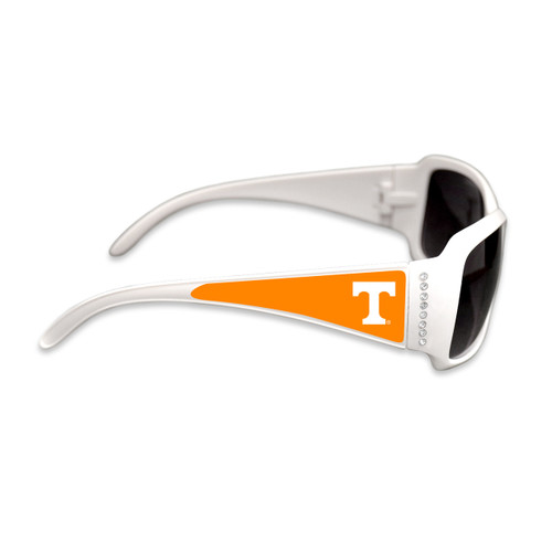 Tennessee Volunteers Fashion Brunch College Sunglasses (White)