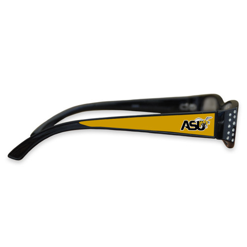 Alabama State Hornets Women's Crystal College Reading Glasses