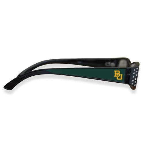 Baylor Bears Women's Crystal College Reading Glasses