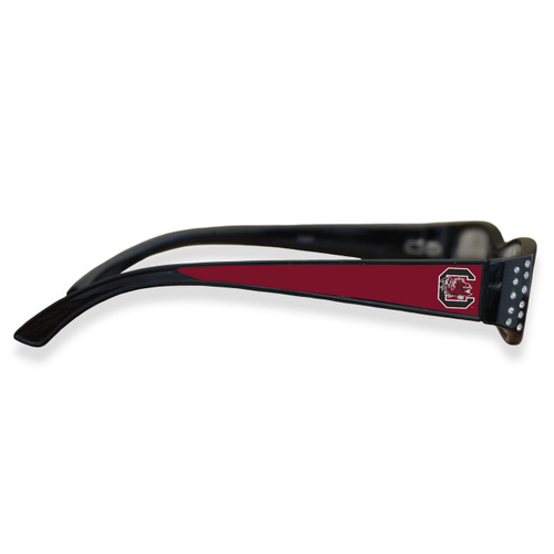 South Carolina Gamecocks Women's Crystal College Reading Glasses