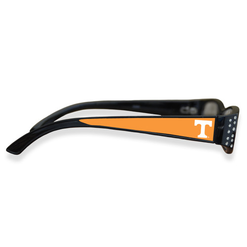 Tennessee Volunteers Women's Crystal College Reading Glasses