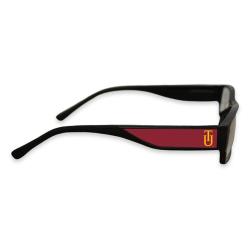 Tuskegee Golden Tigers Sports Rimmed College Reading Glasses