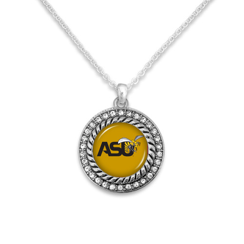 Alabama State Hornets Allie Necklace
