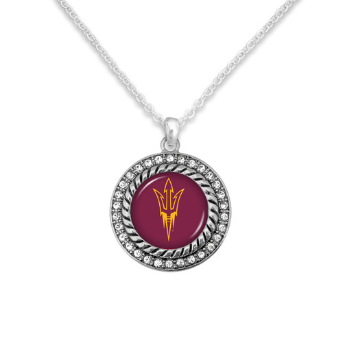 Arizona State Sun Devils Allie Necklace