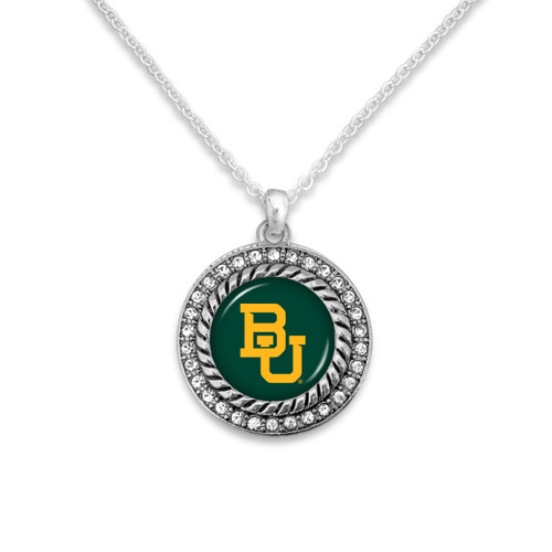 Baylor Bears Allie Necklace