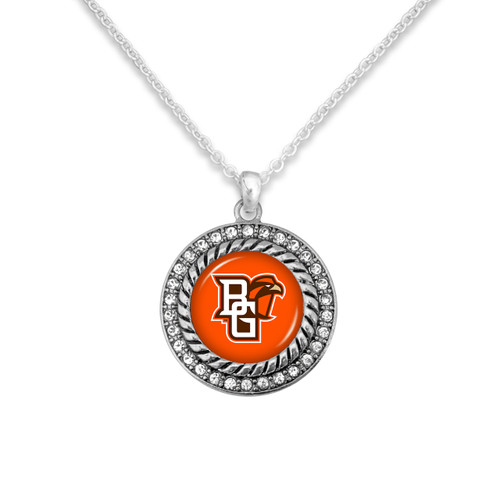 Bowling Green State Falcons Allie Necklace