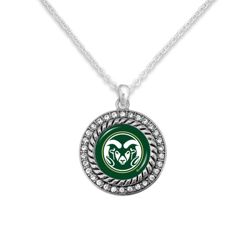 Colorado State Rams Allie Necklace