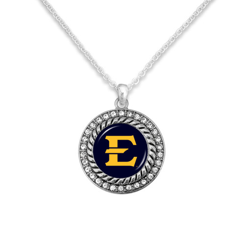 East Tennessee State Buccaneers Allie Necklace