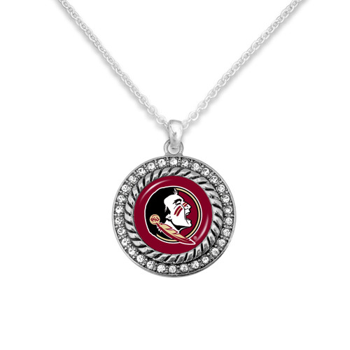 Florida State Seminoles Allie Necklace