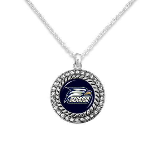 Georgia Southern Eagles Allie Necklace