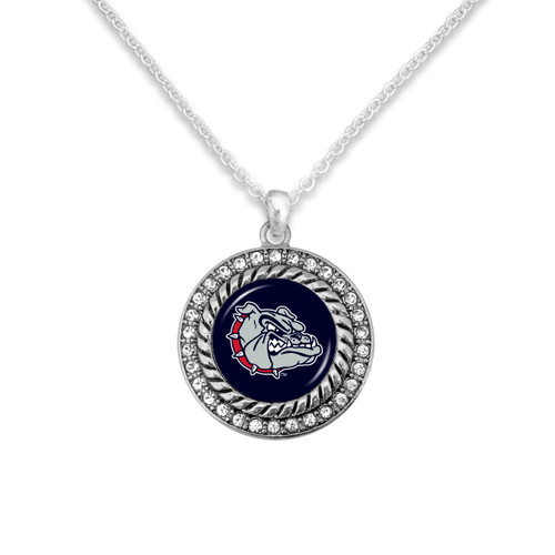 Gonzaga Bulldogs Allie Necklace