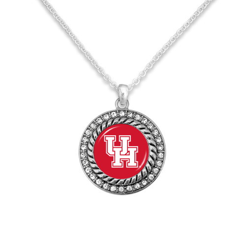 Houston Cougars Allie Necklace