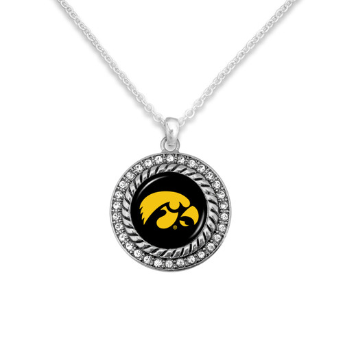 Iowa Hawkeyes Allie Necklace
