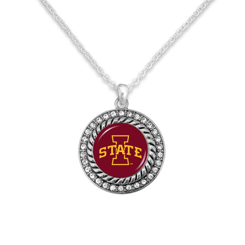 Iowa State Cyclones Allie Necklace