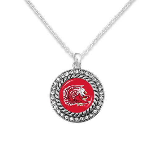 Jacksonville State Gamecocks Allie Necklace