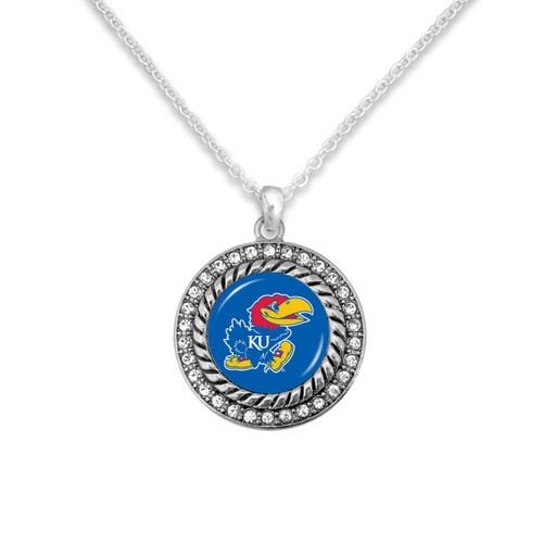 Kansas Jayhawks Allie Necklace