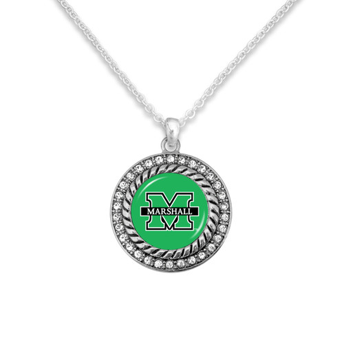 Marshall Thundering Herd Allie Necklace