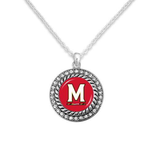 Maryland Terps Allie Necklace