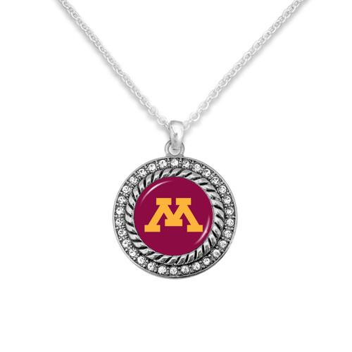 Minnesota Golden Gophers Allie Necklace