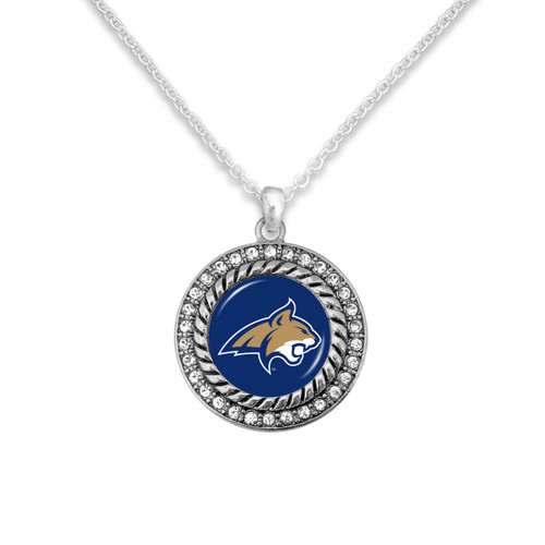 Montana State Bobcats Allie Necklace