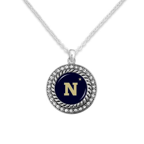 Naval Academy (Navy) Midshippmen Allie Necklace