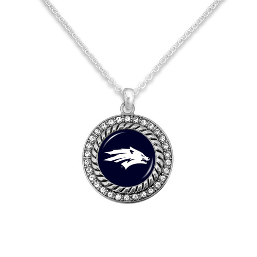 Nevada Wolf Pack Allie Necklace