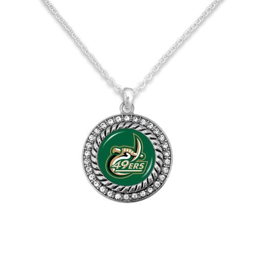 North Carolina- Charlotte 49ers Allie Necklace