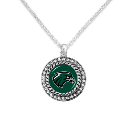 Northeastern State Riverhawks Allie Necklace
