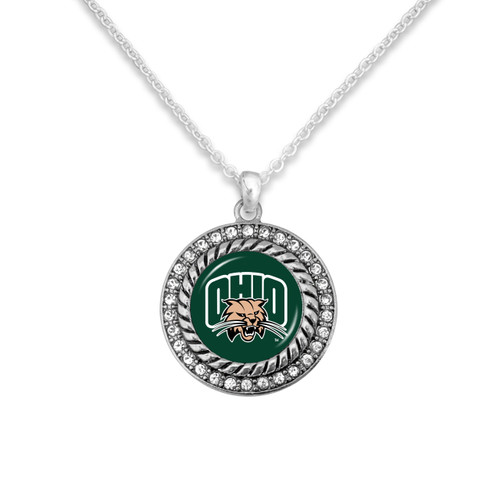Ohio  Bobcats Allie Necklace
