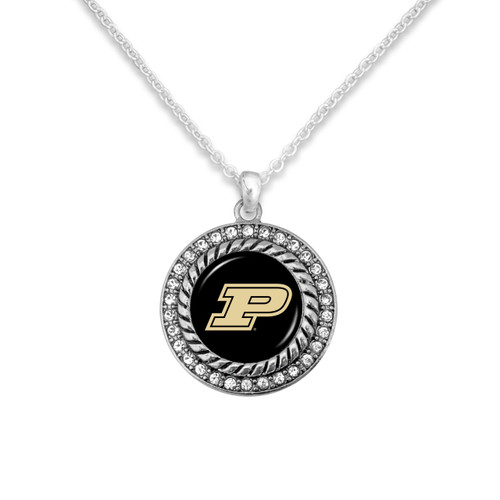 Purdue Boilermakers Allie Necklace