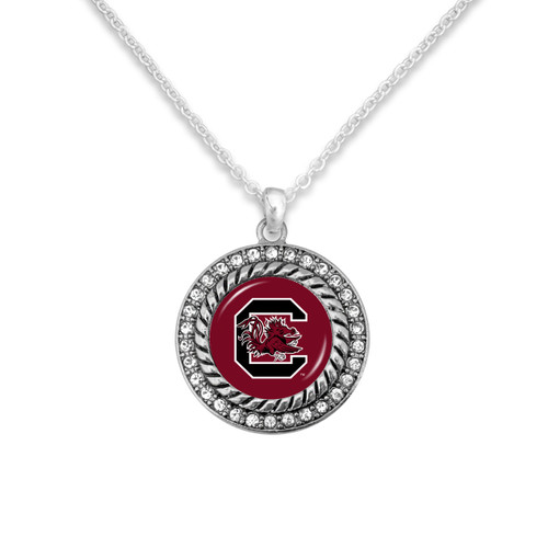 South Carolina Gamecocks Allie Necklace
