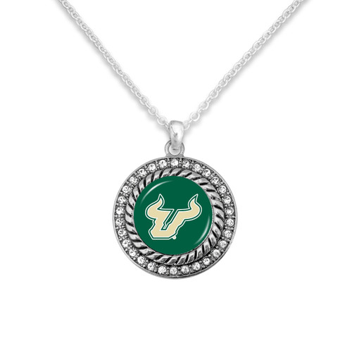South Florida Bulls Allie Necklace