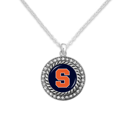 Syracuse Orange- Otto Allie Necklace