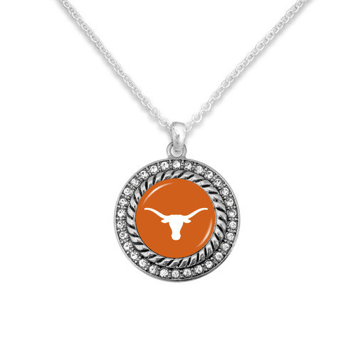 Texas Longhorns Allie Necklace