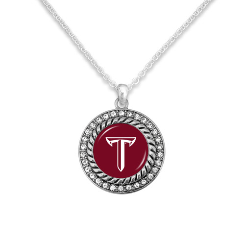 Troy Trojans Allie Necklace