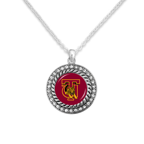 Tuskegee Golden Tigers Allie Necklace