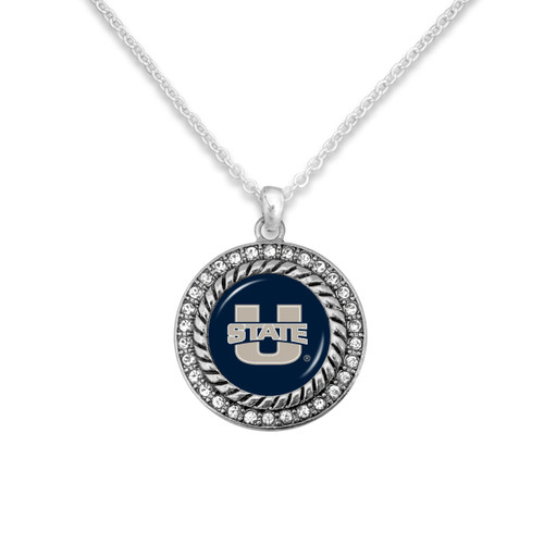 Utah State Aggies Allie Necklace