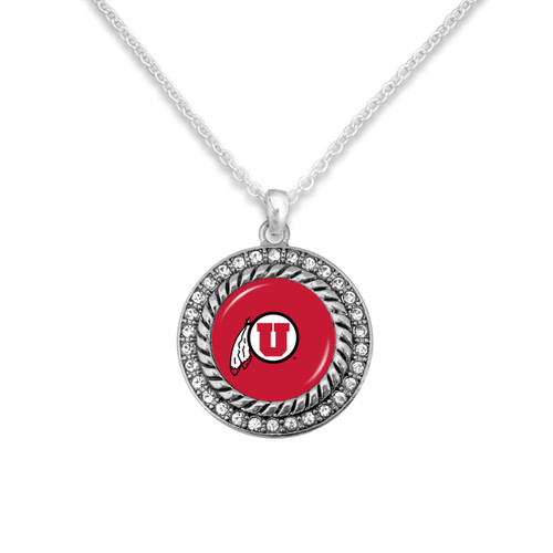 Utah Utes Allie Necklace