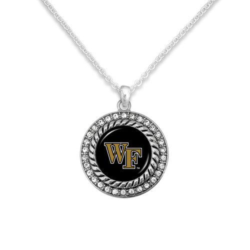 Wake Forest Demon Deacons Allie Necklace
