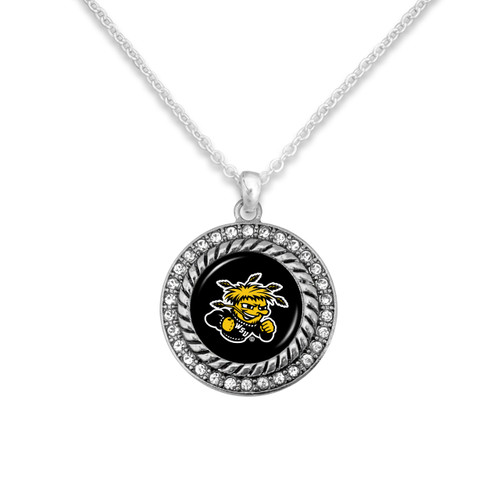 Wichita State Shockers Allie Necklace