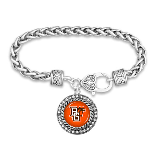 Bowling Green State Falcons Allie Bracelet