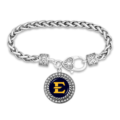 East Tennessee State Buccaneers Allie Bracelet